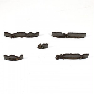 【予約発注】 Stone Ruined Straight Wall Sections 28S-TAO-109
