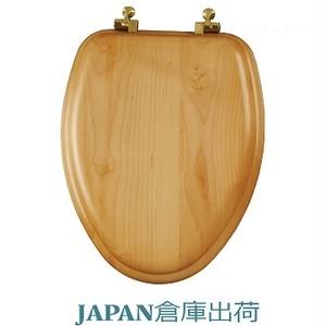 天然木製便座 大型サイズ