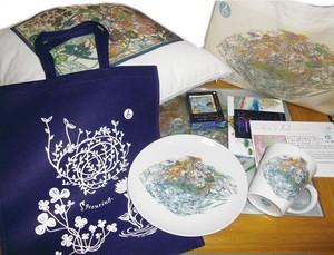 芽吹きのエコバッグSprouting Eco bag(A4)不織布