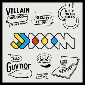 【残りわずか/CD】JJ Doom - Key To The Kuffs