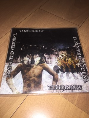 Donde todo termina / Tomorrow - split CD-R