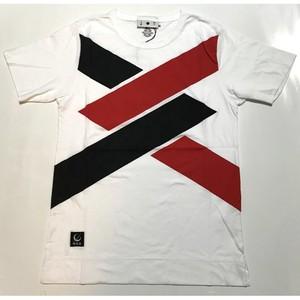 『剱伎衆かむゐ』×『義志』コラボ Tシャツ 組菱プリント柄