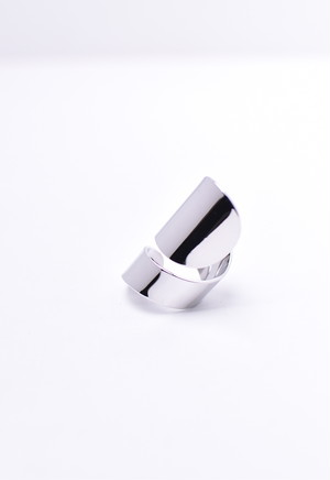 spiral ring /silver