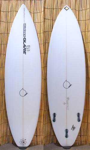 ATOM Surfboard Latest 2.0 5'11″ USED アトムサーフボード