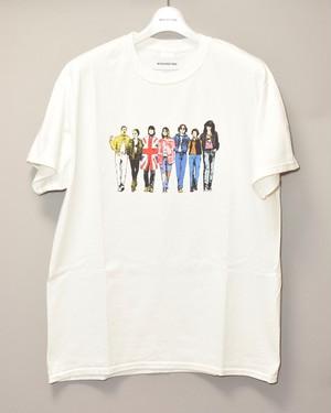 kurry × MIYAGIHIDETAKA T-shirt