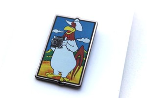 PRIME JASON LEE FOGHORN ART COLLECTIBLE PIN