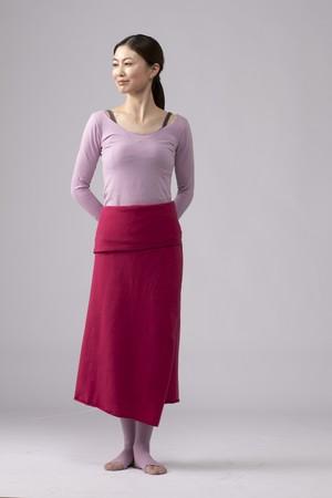 【スタンダード丈】魔法の布(巻きスカート) シンプル Magic Wrap - Wrap Around Skirt - Simple