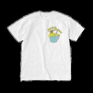 Tシャツ(白) CupDog
