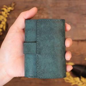 MitsuOri Wallet / BLUE GREEN (プエブロ)