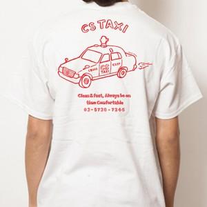 新作 CS TAXI ポケットTシャツ <NAIJEL GRAPH X COFFEE SUPREME>