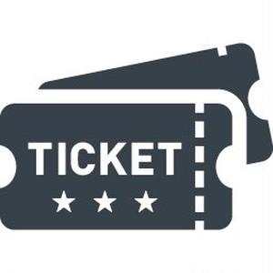 【3日通券・立見】BLACK OPERA『 Hole On Black 』チケット