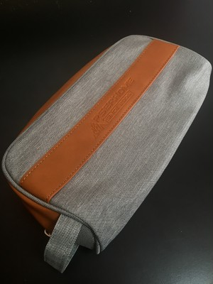 PSH Clutch Bag Gray