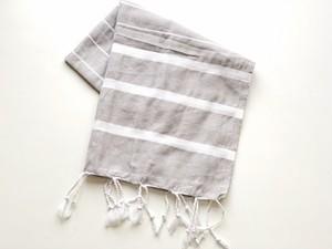 Hammam Towel S(HTS001:ペールグレー)