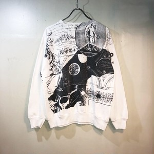 art sweat shirt