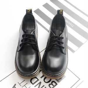 パンプス 編み上げスニーカー ブーツ シューズ 革靴 2色 BBSH091004