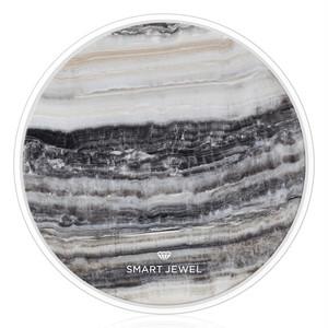 Smart Jewel-Wireless Charger-Foggy Stone-Greige