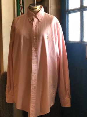 USAラルフローレン  ボタンダウンシャツ ピンク