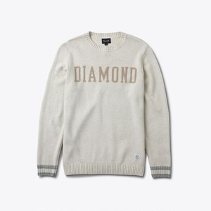 Diamond Supply Co. - College Knit Sweater