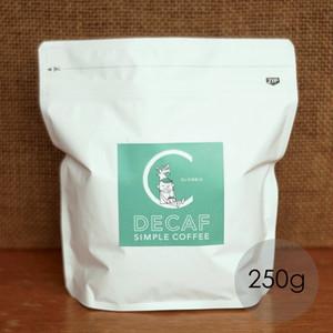 コロンビア【カフェインレスコーヒー】250g
