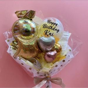 【Stick bouquet】Happy Birthday CANDY
