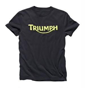 TRIUMPH ロゴ Tシャツ