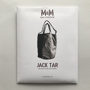 <MERCHANT&MILLS> THE PATTERNS / JACK TAR BUCKET BAG PATTERN