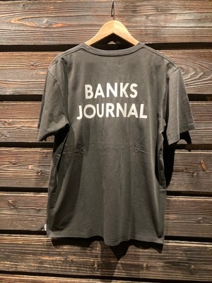 Banks Journal  JOURNAL  D.Black Lサイズ  SMTS0103