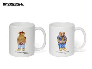 INTERBREED FUNK BEAR MUG CUP
