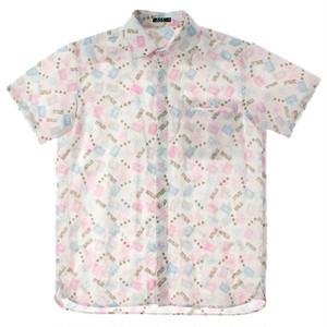 ellipsis イリップシス / pop tape shirt ポップテープシャツ