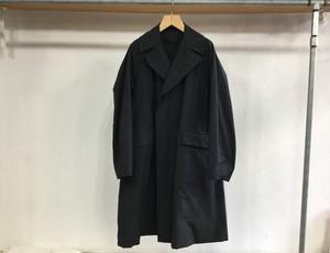 "TEATORA""Dual Point Device Coat Black"""
