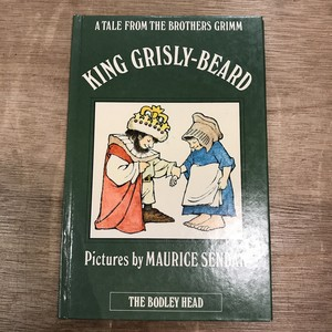 A TALE FROM THE BROTHES GRIMM KING GRISLY BEARD / 絵:MAURICE SENDAK