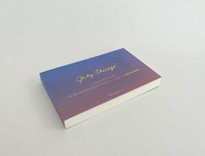 Judy Chicago -  Los Angeles at Jeffrey Deitch Book  of Postcards