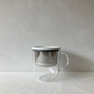 TG / Heat-resistant Tea Mug Set 470ml