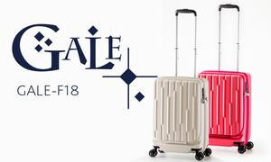 【1~2泊用】GALE   GALE-F18 36L 【機内持ち込み対応サイズ】