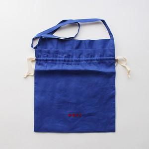 GRIS 21SS Drawing Bag (Royal) [GR21SS-AC008]※メール便OK