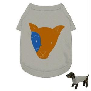 犬TシャツB*飼い主さんとおそろい*