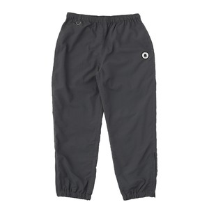 EXAMPLE PAISLEY RUBBER PATCH TRACK PANTS / CHARCOAL