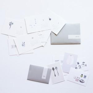 calendar2019 & postcard set