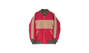 PHINGERIN STEADY BLOUSON   RED×CAMEL