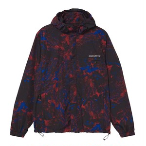 Carhartt (カーハート) TERRA JACKET -Satellite Print, Black / Reflective Lサイズ