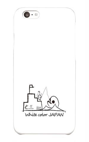 オリジナルロゴ iphone6ケース『さかな釣り上げ編』