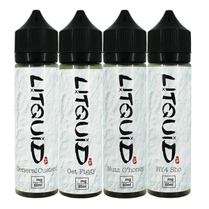 LITQUID 60ml by 【ニコチン0mg】