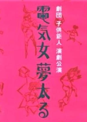 劇団子供鉅人 音楽劇第一弾『電気女夢太る』DVD