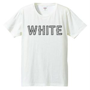 [Tシャツ] white