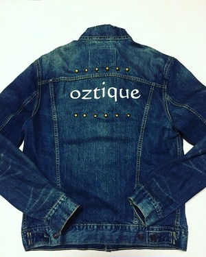 LEVI'S  UPDATE TRUCKER JKT × oztique