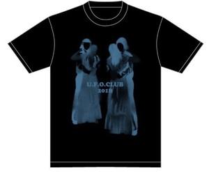 U.F.O.CLUB22周年記念オリジナルTシャツ/ブラック
