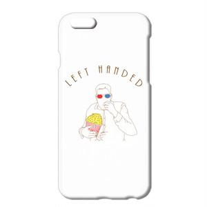 送料無料 [iPhone ケース] left handed