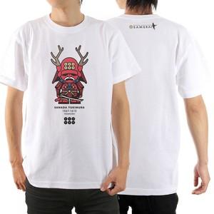 Tシャツ(真田幸村) カラー:ホワイト