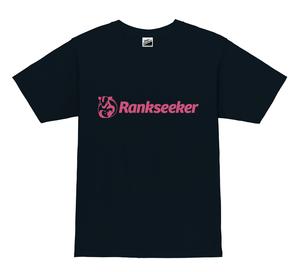 Rankseeker Tシャツ(ブラック)