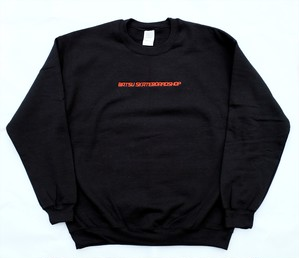 BATSU SKATEBOARDSHOP ORIGINAL LOGO Crewneck Sweat スウェット